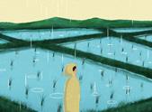 谷雨美圖 雨生萬物農家忙 吃茶賞花醉春光
