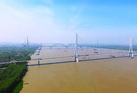 新华网航拍:长江经济带之江苏篇