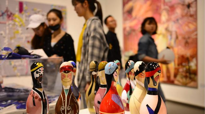 南京藝術學院畢業展演嘉年華開幕