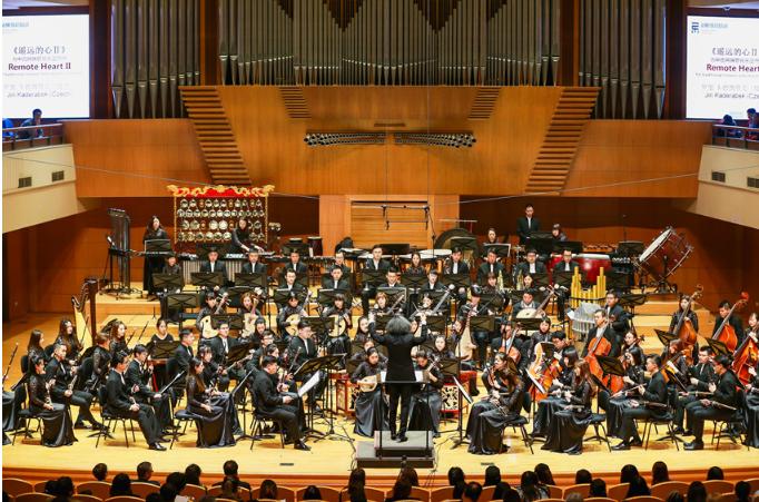 """蘇州民族管弦樂團""""亮聲""""首都北京"""