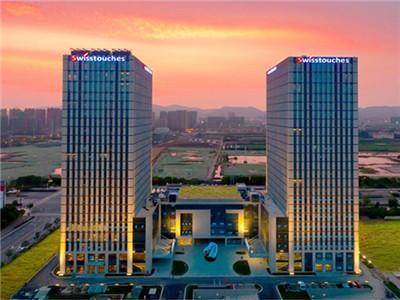 南京江北新区33个重大产业项目集中竣工 项目建设进度明显加快