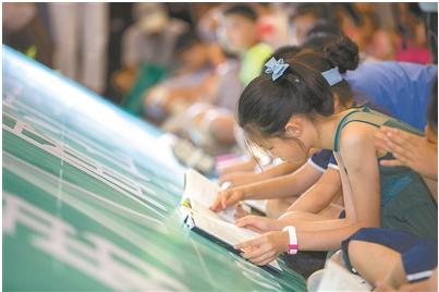 五百参展单位带来十万精品图书,江苏书展昨日闭幕
