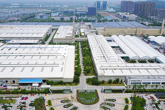 江北新区智能制造产业园:创新布局 打造两千亿级产业集群