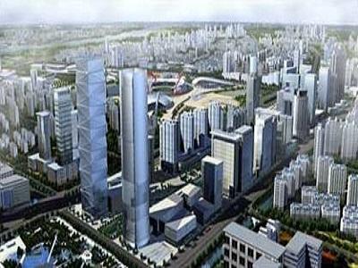 """南京河西建邺打造扬子江城市群的""""塔尖城区""""和""""引擎城区"""""""