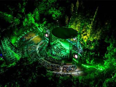 第四届南京森林音乐会正式开票 三大男高音之一卡雷拉斯首登音乐台