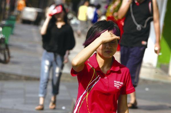 未来三天江苏大部分地区仍以晴热为主 周日后高温有望逐渐消退