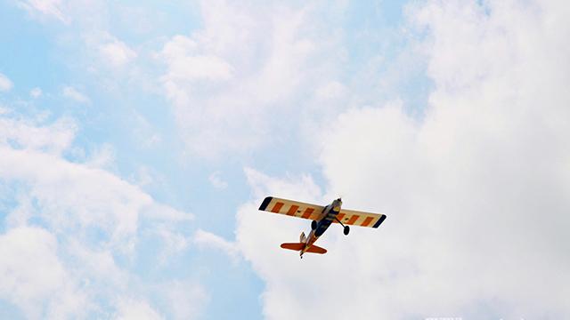 2018中国创业创新博览会 新华网无人机飞行表演
