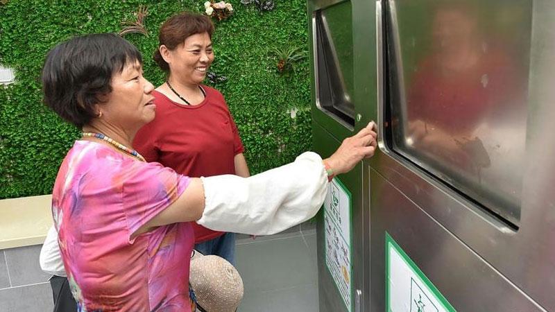 江蘇揚州:廚余垃圾 變廢為寶