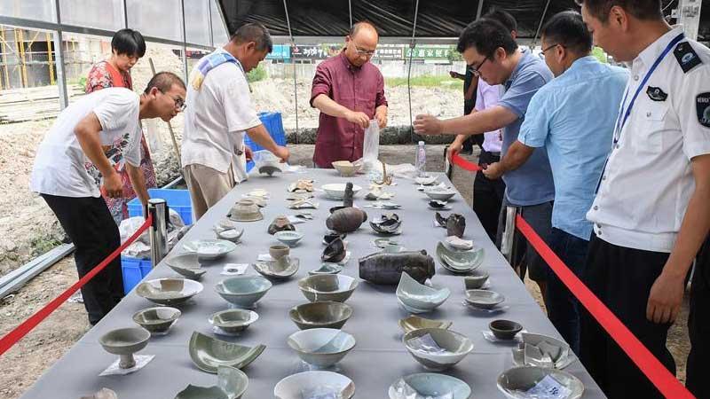 如东掘港唐宋国清寺遗址考古取得重要发现