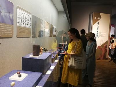 中华古代体育文物展亮相扬州 为省运会献上体育文化盛宴