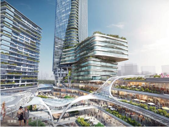 正榮集團打造河西南城市綜合體國際化會客廳
