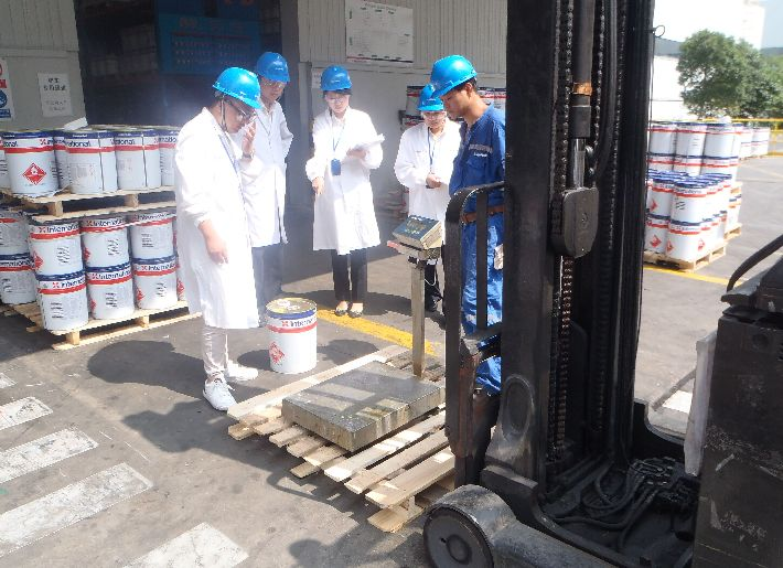 蘇州海關全力保障危化品安全出口