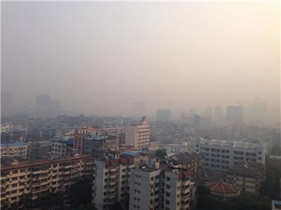 """江苏发布""""大气浑浊度""""指数 5座城市平均大气浑浊度指数较高"""
