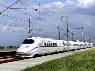 南沿江铁路初定10月上旬开工 今年底江苏开通5条铁路