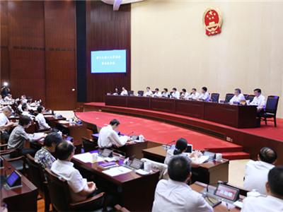 省十三届人大常委会第五次会议闭幕 聚焦突出环境问题
