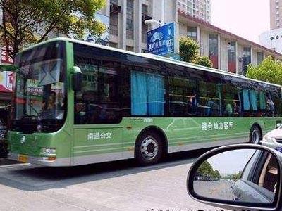 南通主城區10月8日起推行八項公交便民惠民服務舉措