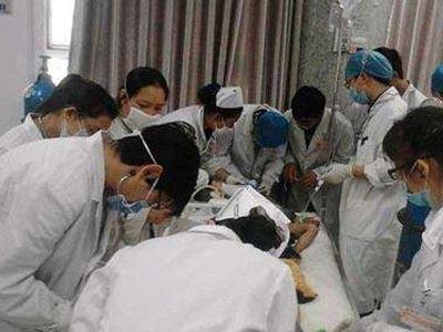 常州:5小時3萬次心臟按壓創奇跡 8歲男孩脫離生死邊緣