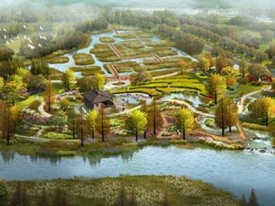 江蘇省第十屆園藝博覽會:用1800畝自然美地微縮10萬平方公裏全景江蘇