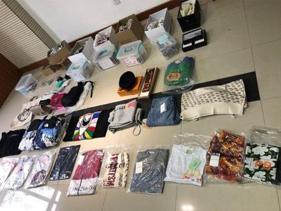 蘇州警方破獲案值2000萬元特大銷售高倣奢侈品案