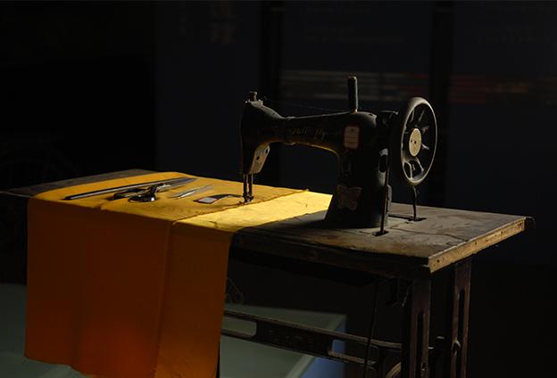 縫紉組解決了很多人一年四季的就業問題