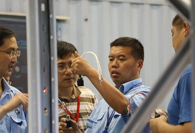 '深海勇士'號使我國載人潛水器技術整體進入國際先進行列