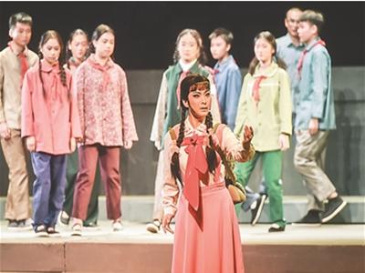 《大樹成蔭》亮相京昆藝術群英會 實驗昆劇《319》精彩上演