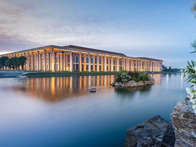 推進高質量發展 打造高品質城市:泰州市政府獲中國質量獎提名獎