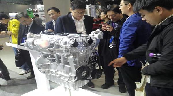 助力傳統汽車轉型 GVG增程式新能源汽車産品亮相廣州車展