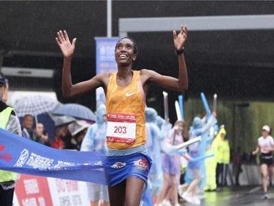 非洲軍團包攬2018蘇州(太湖)馬拉松冠軍