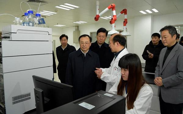 吳政隆在省市場監管局調研