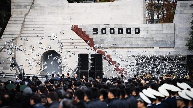 見證人間正道——寫在南京解放70周年之際