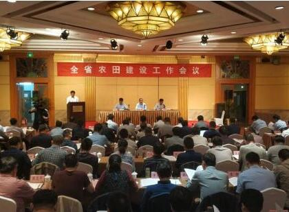 江蘇今年將新建330萬畝高標準農田