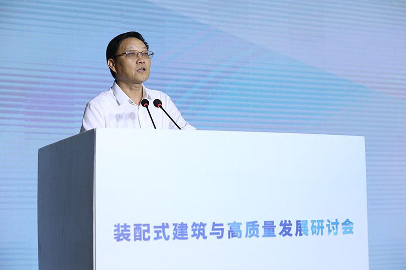 江蘇省住建廳副廳長劉大威