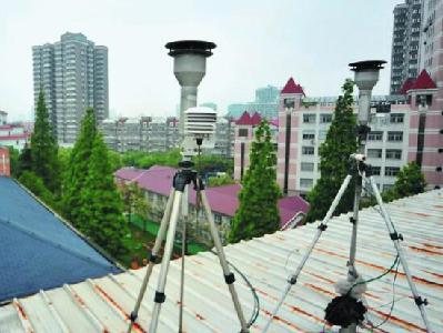 江蘇通報環境監測自動站建設進展 3市進度相對滯後