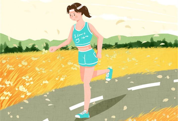 Get跑步的正確姿勢,這些跑步細節,你知道嗎?