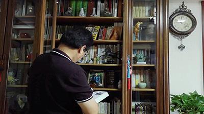 退休記者王喜根:田野邊奔走10年只為古鎮古村落正本清源