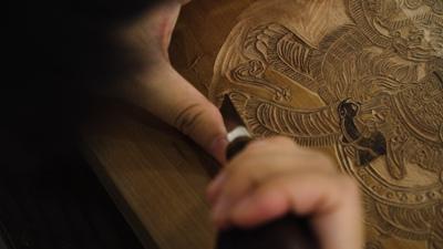 漫尋桃花塢 從木版年畫中窺見江南慢生活