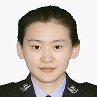 """""""叶子警官""""徐叶"""