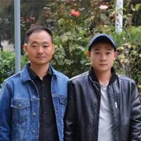"""""""救火英雄""""黄淦海、马传文"""