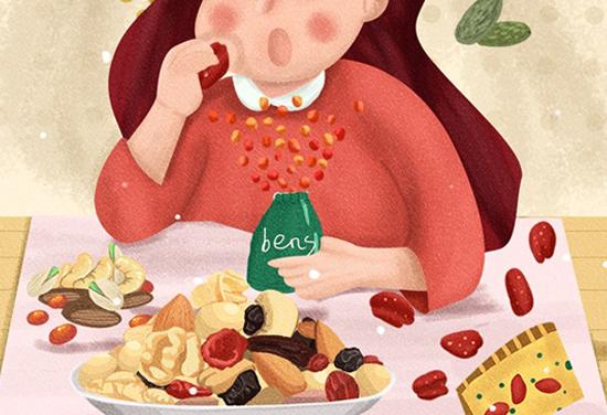 藏些堅果好過冬!你真的吃對了嗎?