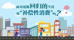 """面對逐(zhu)漸回歸的(de)生(sheng)活,你""""補償性(xing)消費""""嗎?"""