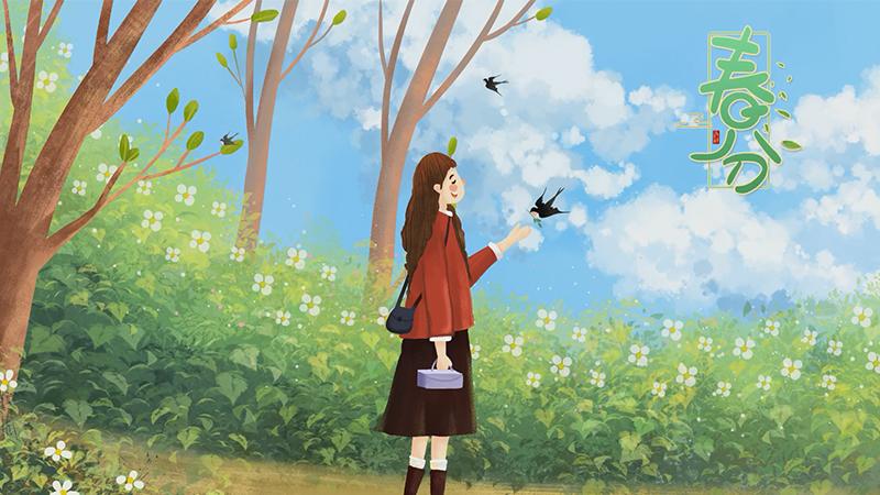 """二十四""""味""""節氣之春分:希望的田野"""