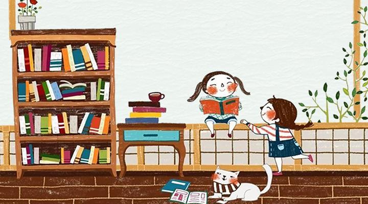 世界讀書日丨春暖開花日 正是讀書時