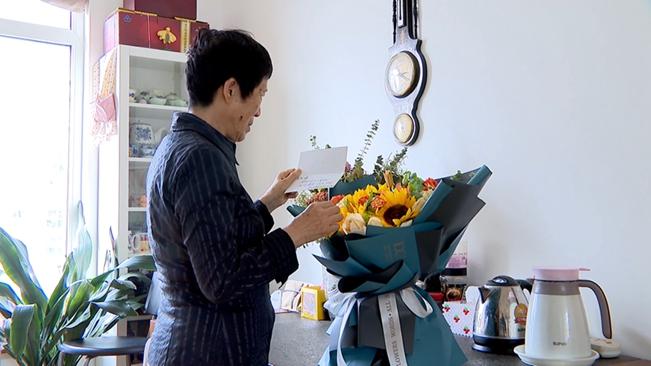 櫻花之約 特殊的母親節禮物