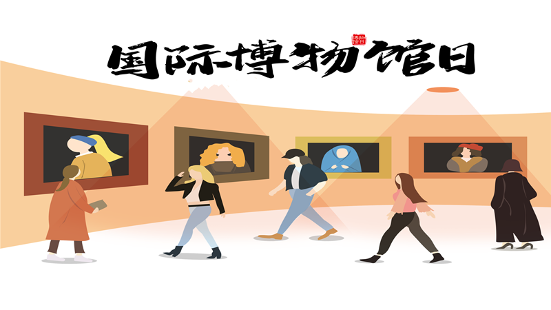"""博物館日vlog丨噓!今天就讓我們""""靜靜地""""……"""