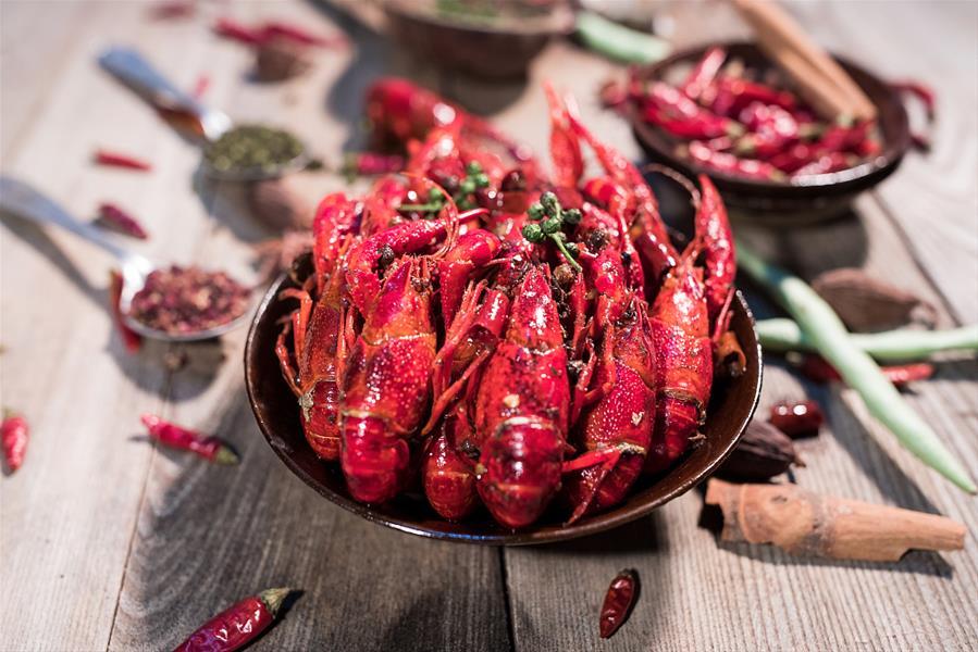 夏天到!這些小龍蝦的口味你站哪個?