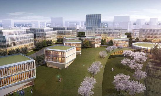 海門大學科技園