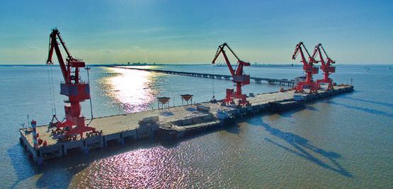 海門港碼頭