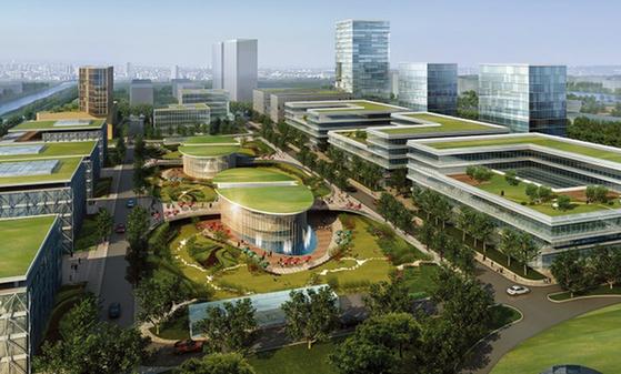 海門港新區科技創業園