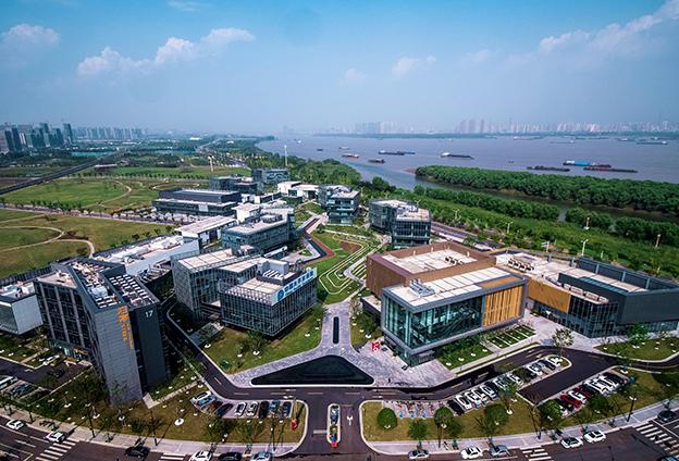 六大關鍵詞解讀南京江北新區發展密碼
